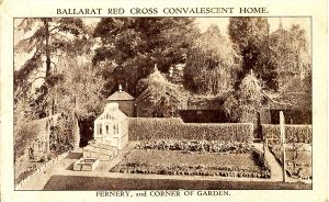 Red Cross Convalescent Home Ballarat