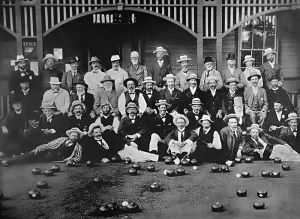 Ballarat Bowling Club Members 1901