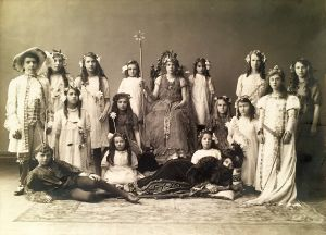 Ballarat Charity Queen Coronation c1916