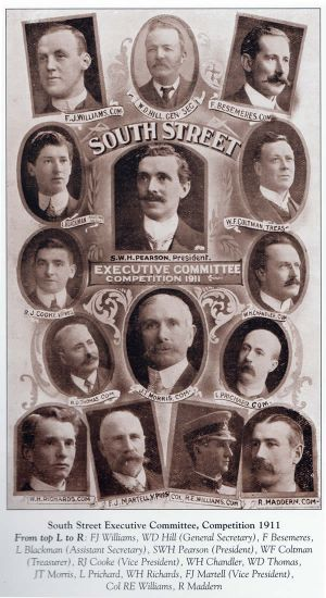 South Street Committee 1911